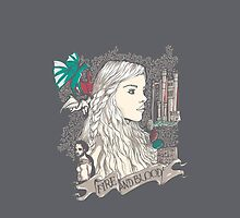 Khaleesi Life game of thrones iPhone by EdWoody