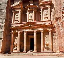 The Treasury4, Petra by bulljup