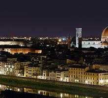 Italy - Tuscany - Florence / Firenze Skyline by Carlos Alkmin
