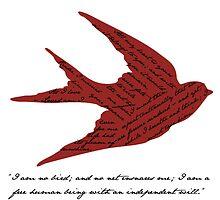 Jane Eyre Bird  by AnnieLe