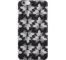 pattern leaves iPhone Case/Skin