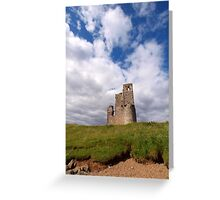 Ardvreck Castle (3) Greeting Card