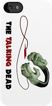 The Talking Dead - iPhone Case #2 by TheTalkingDead