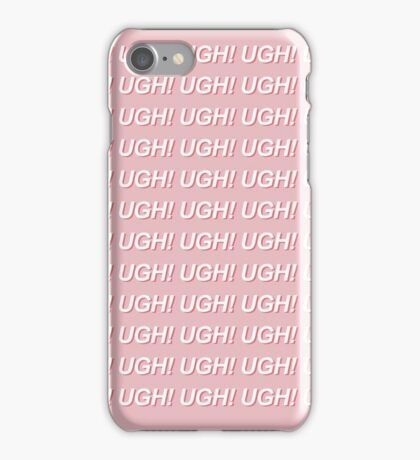 UGH! the 1975 design iPhone Case/Skin