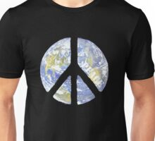 World Peace Symbol Unisex T-Shirt