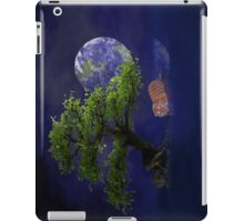 Earth Day Tiger iPad Case/Skin