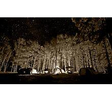 Mathoura Nights Photographic Print