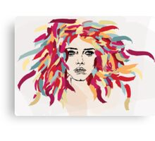 SRONG, BEAUTIFUL, BRAVE Canvas Print