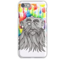 Thoughts of a Vagrant iPhone Case/Skin