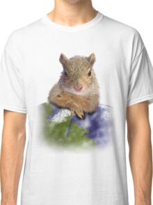 Earth Day Squirrel Classic T-Shirt