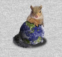 Earth Day Squirrel Hoodie
