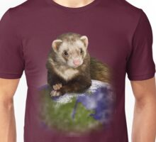 Earth Day Ferret Unisex T-Shirt