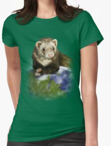 Earth Day Ferret T-Shirt