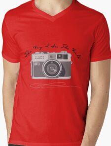The Way I See The World Mens V-Neck T-Shirt