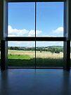 View From Longside Gallery, Yorkshire Sculpture Park by Graham Geldard