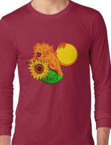 Leo Zodiac Long Sleeve T-Shirt
