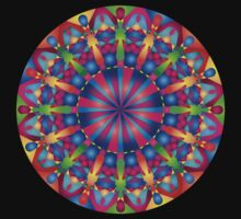Mandala Time Blurble by pocketsoup