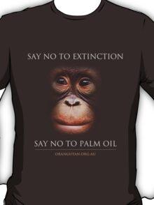 Say No to Extinction T-Shirt