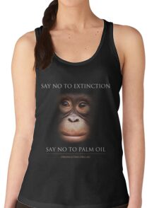 Say No to Extinction Women's Tank Top