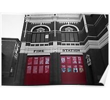 The Old Fire Station Poster