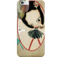 Once upon a time a doll iPhone Case/Skin