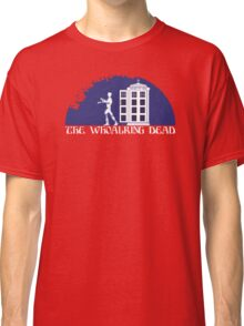 THE WHOALKING DEAD Classic T-Shirt