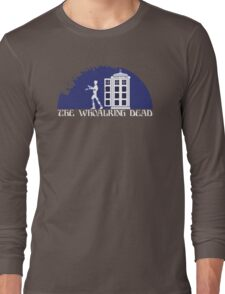 THE WHOALKING DEAD Long Sleeve T-Shirt