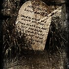 Old Grave by Maureen Clark