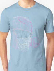 Pink Alt. Cap. Falcon by Clash Threads T-Shirt