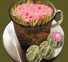 。◕‿◕。 ORGANIC FLOWERING TEA 。◕‿◕。  by ╰⊰✿ℒᵒᶹᵉ Bonita✿⊱╮ Lalonde✿⊱╮