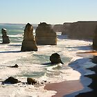 Twelve Apostles - Great Ocean Road, Victoria - Australia by Nicola Barnard