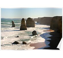 Twelve Apostles - Great Ocean Road, Victoria - Australia Poster