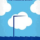 No234 My Truman show minimal movie poster by Chungkong