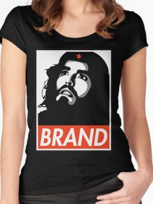 Russell Brand is CHE GUEVARA  Women's Fitted Scoop T-Shirt