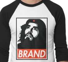 Russell Brand is CHE GUEVARA  Men's Baseball ¾ T-Shirt
