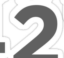 Monitoring Employee 427 Sticker
