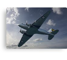 Douglas DC-3 Dakota  Canvas Print