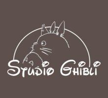 Studio Ghibli Blue - Disney Style One Piece - Short Sleeve
