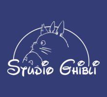 Studio Ghibli Blue - Disney Style by LanFan