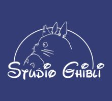 Studio Ghibli Blue - Disney Style by LanFan