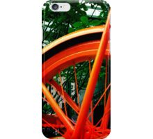 Red Bike iPhone Case/Skin