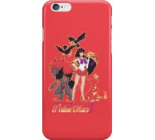 Pretty Guardian Trainer Mars iPhone Case/Skin