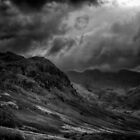 Great Langdale by Alan E Taylor