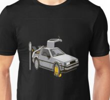 Back to the future Black edition Unisex T-Shirt