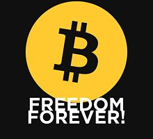 Bitcoin Freedom Forever Hoodie