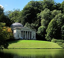 Stourhead, Wiltshire - UK by Nicola Barnard