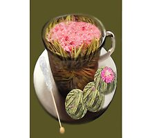 。◕‿◕。 ORGANIC FLOWERING TEA IPHONE CASE 。◕‿◕。  by ✿✿ Bonita ✿✿ ђєℓℓσ