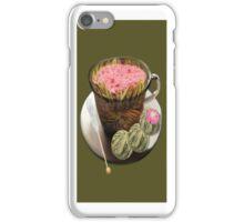 。◕‿◕。 ORGANIC FLOWERING TEA IPHONE CASE 。◕‿◕。  iPhone Case/Skin