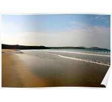 Whitesands Beach, Pembrokeshire - UK Poster