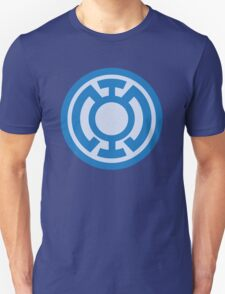 Blue Lantern Corps insignia Unisex T-Shirt